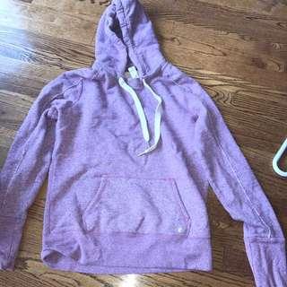 Pink-purple Hoodie