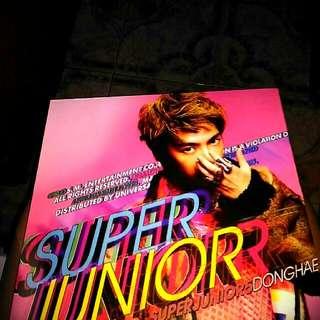 Super Junior Mr. Simple Album
