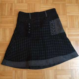 Desigual Skirt black