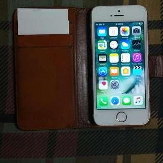 IPhone 5S Globe Rosegold
