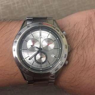 Authentic Nautica GMT Watch