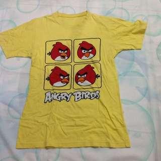 Kaos Angry Bird