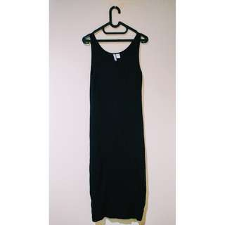 H&M Knitted Long Dress