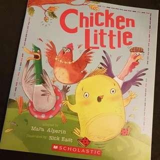 Chicken Little (Mara Alperin)