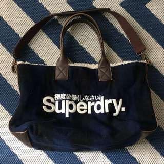 bag shoulder superdry