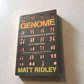 Ridley: Genome