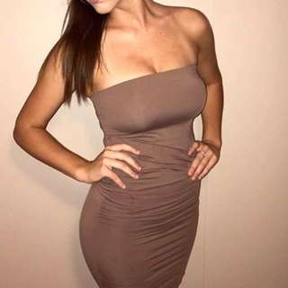 Myra Tube Dress