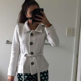 Mooloola White Jacket