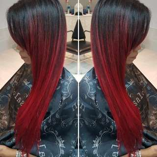 Haircuts, Styles, Colors, Highlights, Balayage