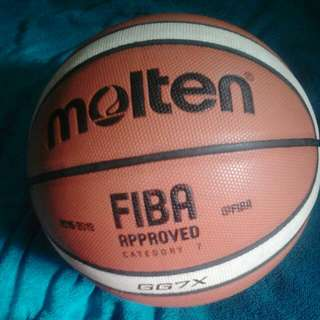 MOLTEN GG7X BALL (BASKETBALL)