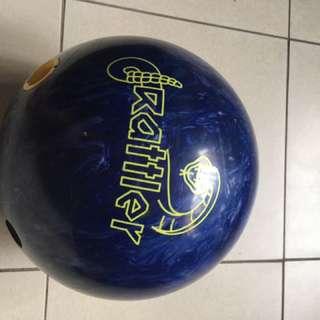 Brunswick Rattler Bowling Ball 15 Lbs.