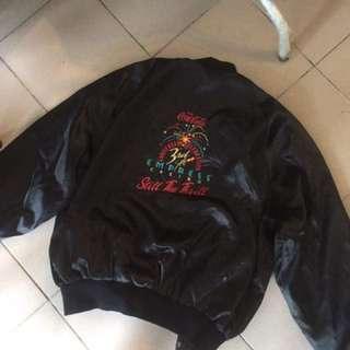 Bomber Jacket Coca Cola