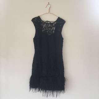 Lipsy VIP 1920's Flapper Dress