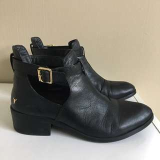 Windsor Smith Cut Out Boots