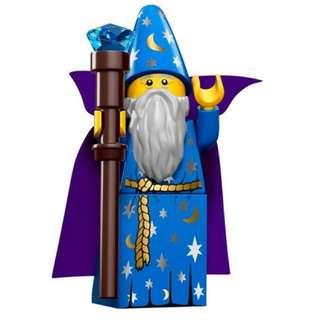 Lego 第12代人仔 巫師 71007