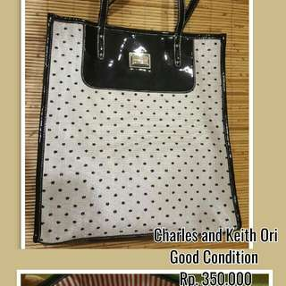 Tas Charles and Keith Lacoste LV
