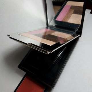 Quo Eye & Lip Makeup Palette Pocket Size