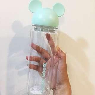 米奇透明水瓶,蒂芬尼綠