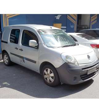 Van Renault Kangoo