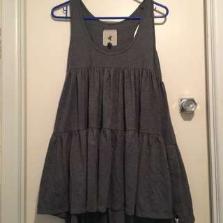 One Teaspoon Grey Dress
