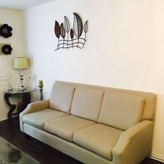 Beautiful 3 Seat Couch