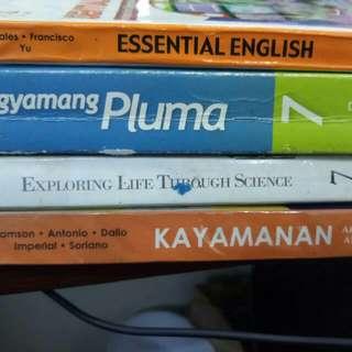 Grade 7 Books Kto12