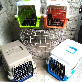 Carrier Crate For Small To Medium Sized Dogs