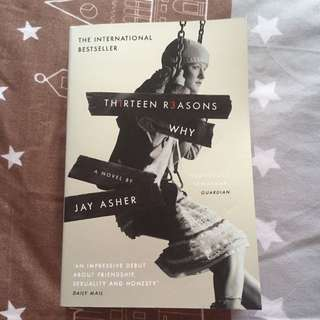 13 Thirteen Reasons Why by Jay Asher