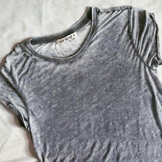 OLEE TEXTILE FADED SHIRT