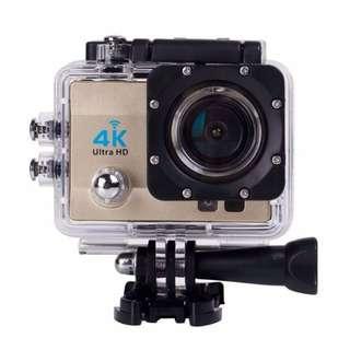 Q3H 4K Ultra HD Wifi Waterproof Camera [BRAND NEW]