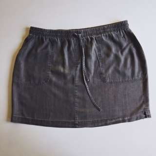 Cotton On Ash Grey Skirt