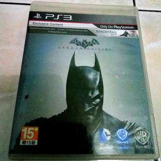 Kaset Ps3 Batman Ori