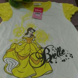 Dress Disney Yellow