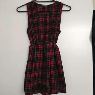 One Size Winter Dress