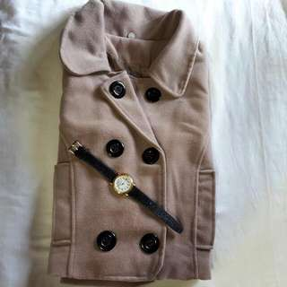 Crop Top Winter Jacket