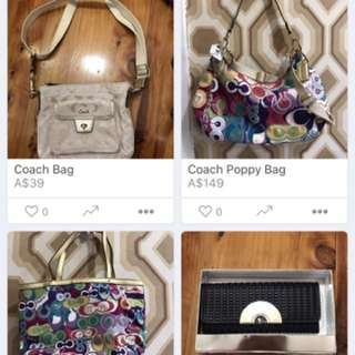 Coach / Michael Kors Bag