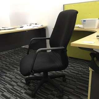 Kerusi Office Untuk Dijual