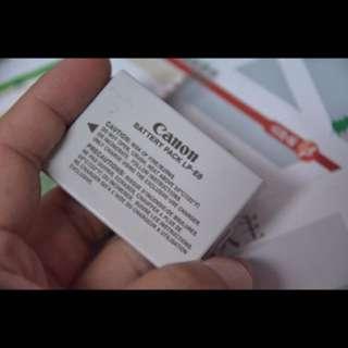 Canon 原廠 LPE8 LP-E8 550D 600D 650D 700D X7i 電池
