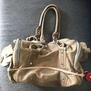 BCBG Nude-fully Leather-authentic