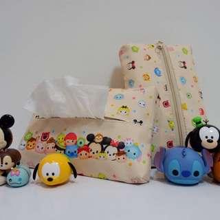 Travel Tissue Pack - TsumTsum