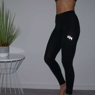 Cheetah Recovery Compression Leggings