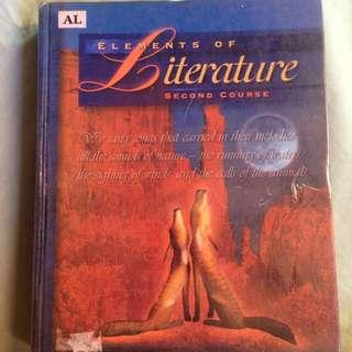 Literature Books (VGC)
