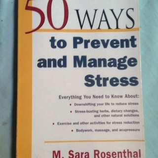 Stress Management Book