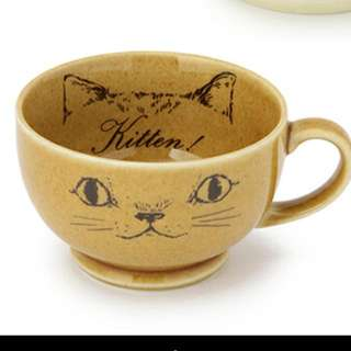 Afternoon Tea 貓杯子