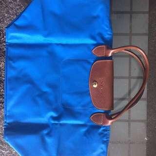 Authentic Longchamp (short Handle Medium Size)