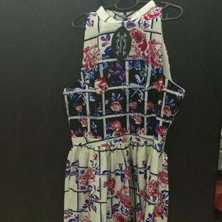 Flower Dress (Brand New)