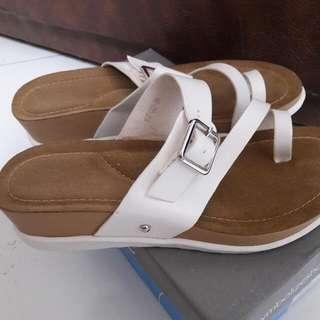 Sophie Wedges Sandals by Symbolize