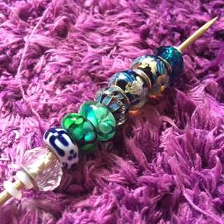 Various Beads (Trollbeads & Others)