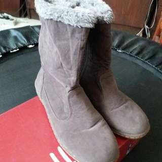 S&H Boots REPRICED