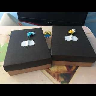 乾花包裝盒禮物盒